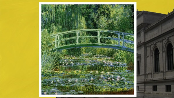 What is Art for? - Monet's Japanese Bridge