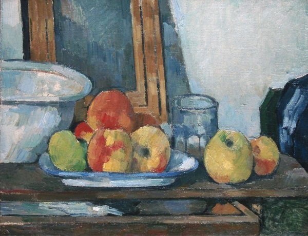 Cezanne's Still Life with Open Drawer, 1877