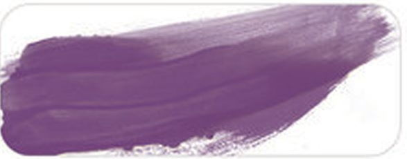 Purple | Derivan Acrylic Professional Colour \o// Learn how to use this colour at Inglis Academy - www.inglisacademy.com