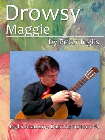 Drowsy Maggie by Peter Inglis