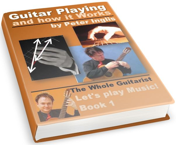 Guitar Playing and how it Works by Peter Inglis