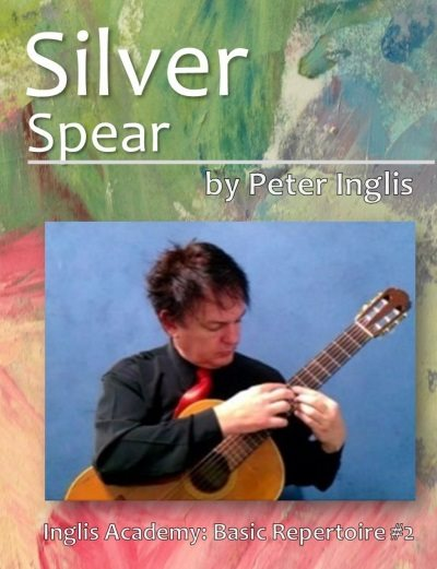 Silver Spear by Peter Inglis