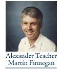 Alexander Technique Teacher Martin Finnegan
