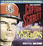 Captain Scarlet - Barry Gray - composer