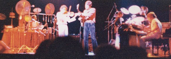 1979 - John McLaughlin and the 'One Truth Band' in concert - State Theatre, Sydney
