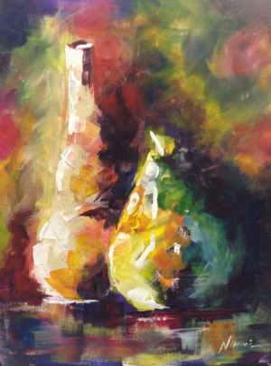 Acrylic painting lesson material by Peter Inglis. | Inglis Academy - www.inglisacademy.com
